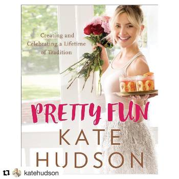 kate hudson, mumtaz mustafa designs, pretty fun, book