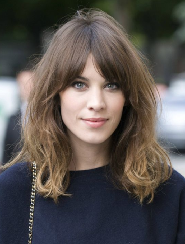 curtain bangs, bangs, haircut ideas, hairdo, hairstyle, messy hair