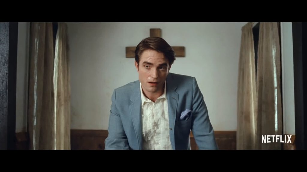 robert pattinson, the devil all the time, movie 2020, robert pattinson movies, netflix