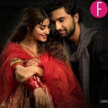 sajal ali and ahad raza mir Pakistani actors