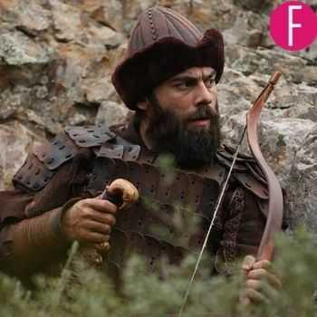 Cavit Cetin Guner in ertugrul