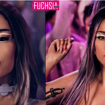 makeup look, makeup, fall 2020, ariana grande, lady gaga, rain on me music video