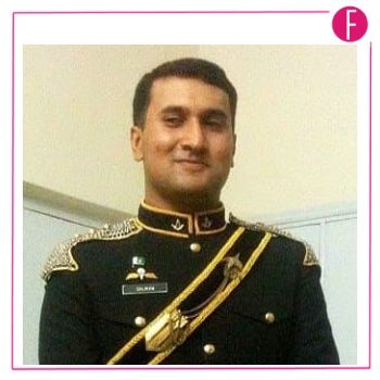 captain salman, shaheed, soldier, army, soliders, pakistan army, defence day