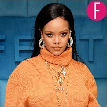 Rihanna in hot waters