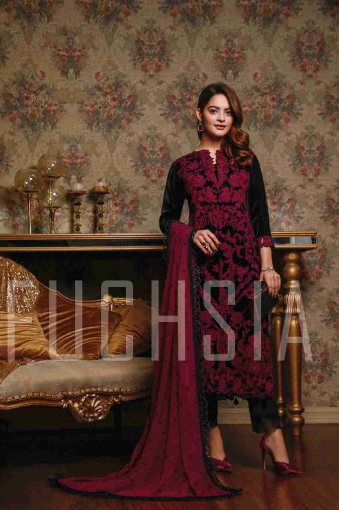 minal khan, cover shoot, photoshoot, style inspo, fashion shoot, asim jofa, designer, designer wear, winter fashion
