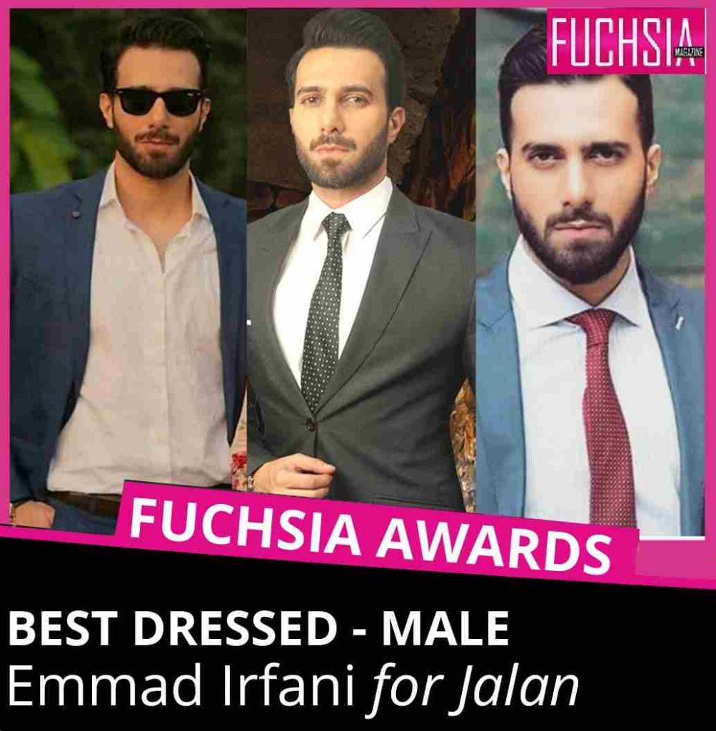 best dressed male, best dressed, best dressed 2020, jalan, emmad irfani, asfand, fuchsia magazine, awards 2020