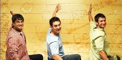 Aamir Khan, Aamir khan movies, 3 idiots