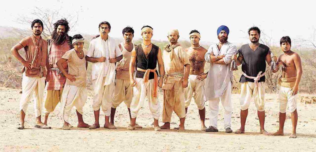 Aamir Khan, lagaan, movie