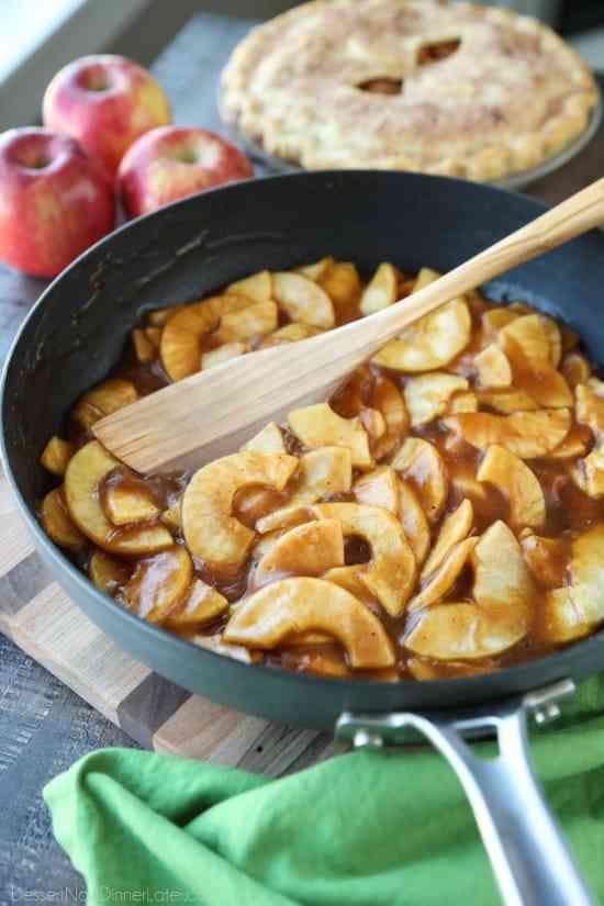 Dutch apple pie, apple pie, apple filling, recipe