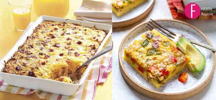 sunday breakfast casserole, recipe, food diaries, casserole