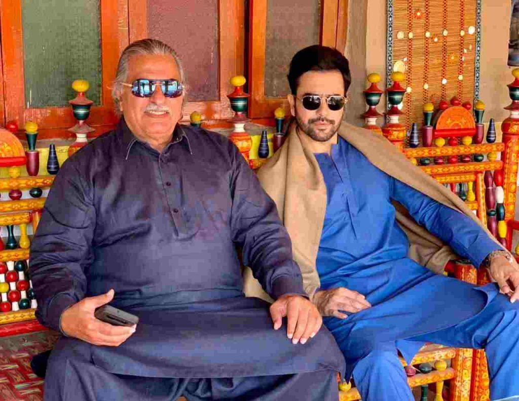 Junaid Khan, Khuda aur Mohabbat 3, usman peerzada