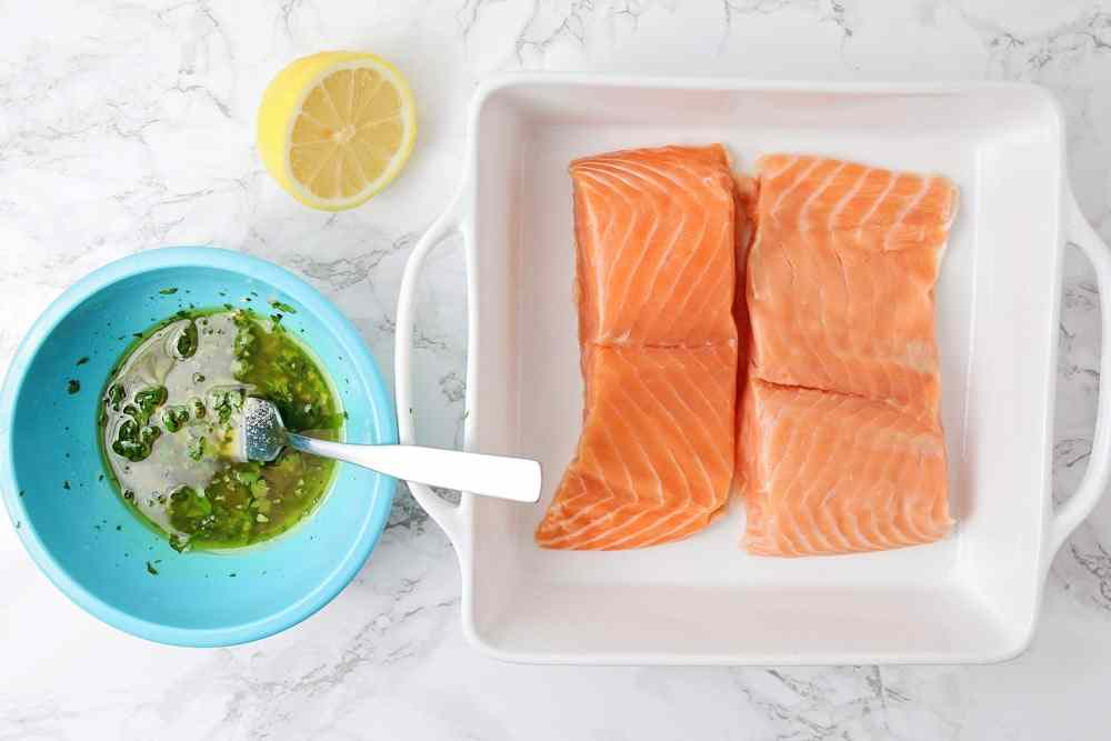 salmon, baked salmon, recipe