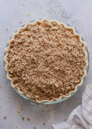 Dutch apple pie, apple pie