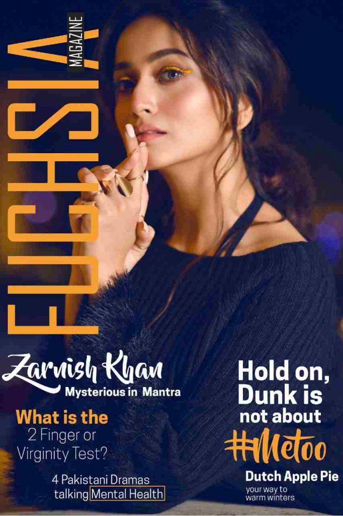 zarnish khan, mantra