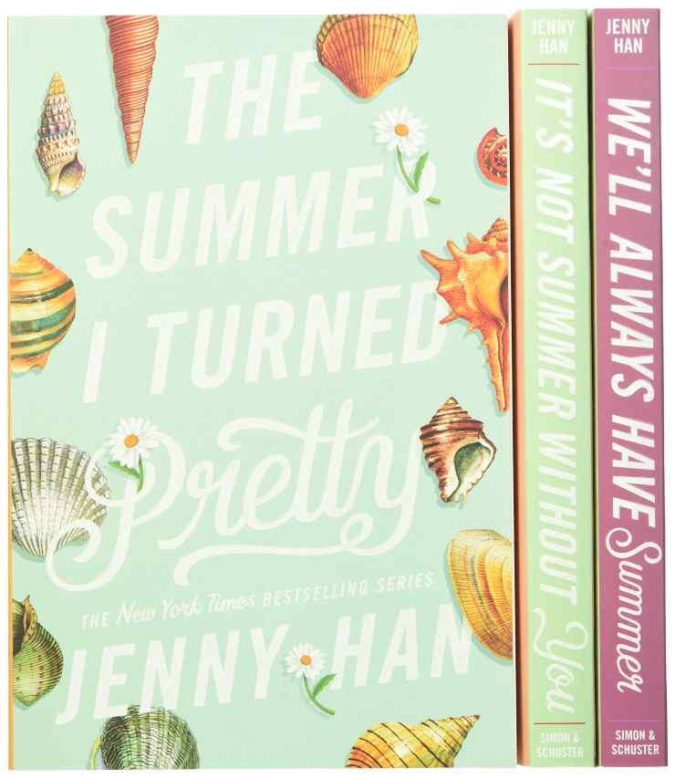 The Summer I Turned Pretty, jenny han, amazon