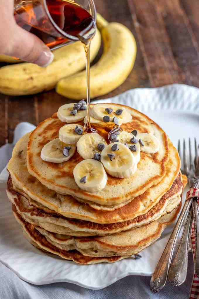 pancakes, recipe