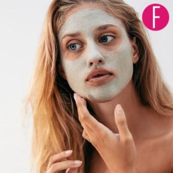 face mask for removing blemishes, DIY face masks