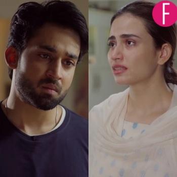 dunk drama on ary digital, Bilal abbas and sana javed in dunk drama