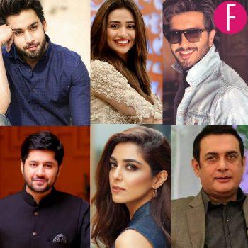 best actors in Pakistani dramas