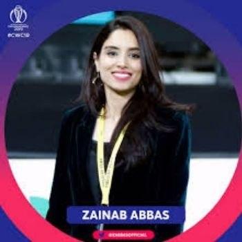 Commentator-Zainab Abbas