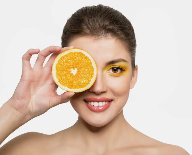 face mask for removing blemishes, DIY face masks, orange and lemon face mask