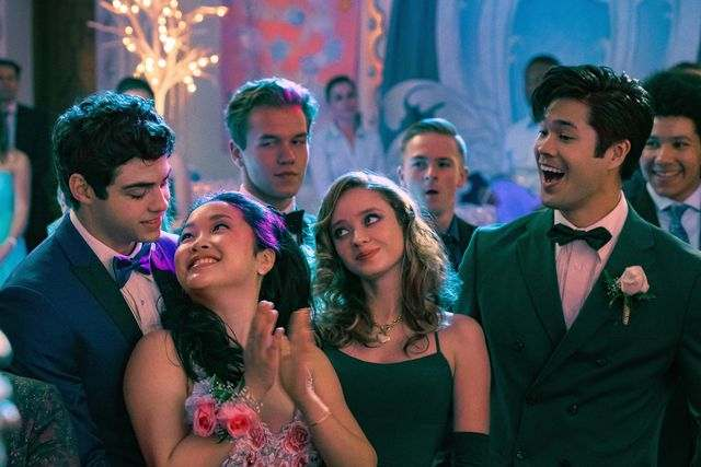 to all the boys always and forever, lara jean, peter kavinsky, netflix