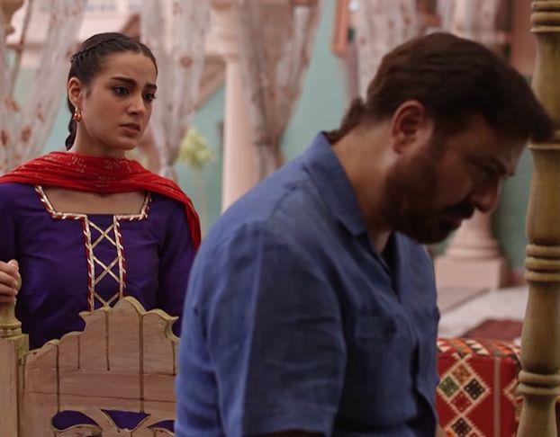 raqeeb se on hum tv starring iqra aziz and nauman ijaz