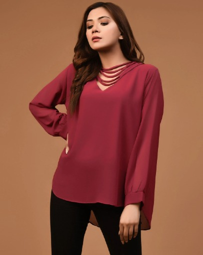 flowy grip top, limelight clothing, affordable western tops