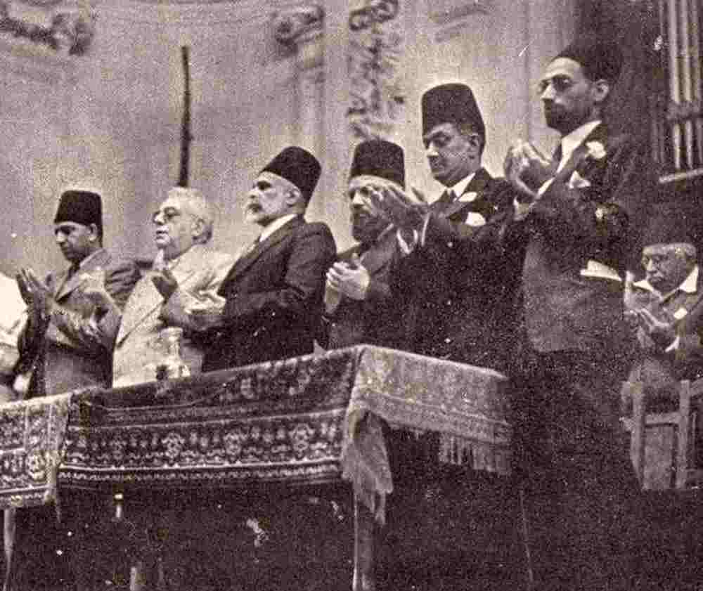 all india muslim league, 1940, subcontinent, making of pakistan