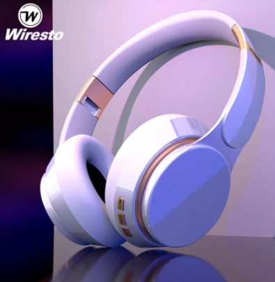 wiresto wireless headphones, daraz sale