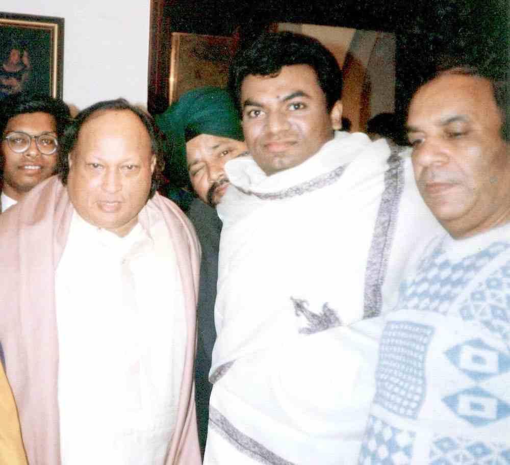 Ustad Ghulam Siraj Niazi, classical music, nusrat fateh ali khan