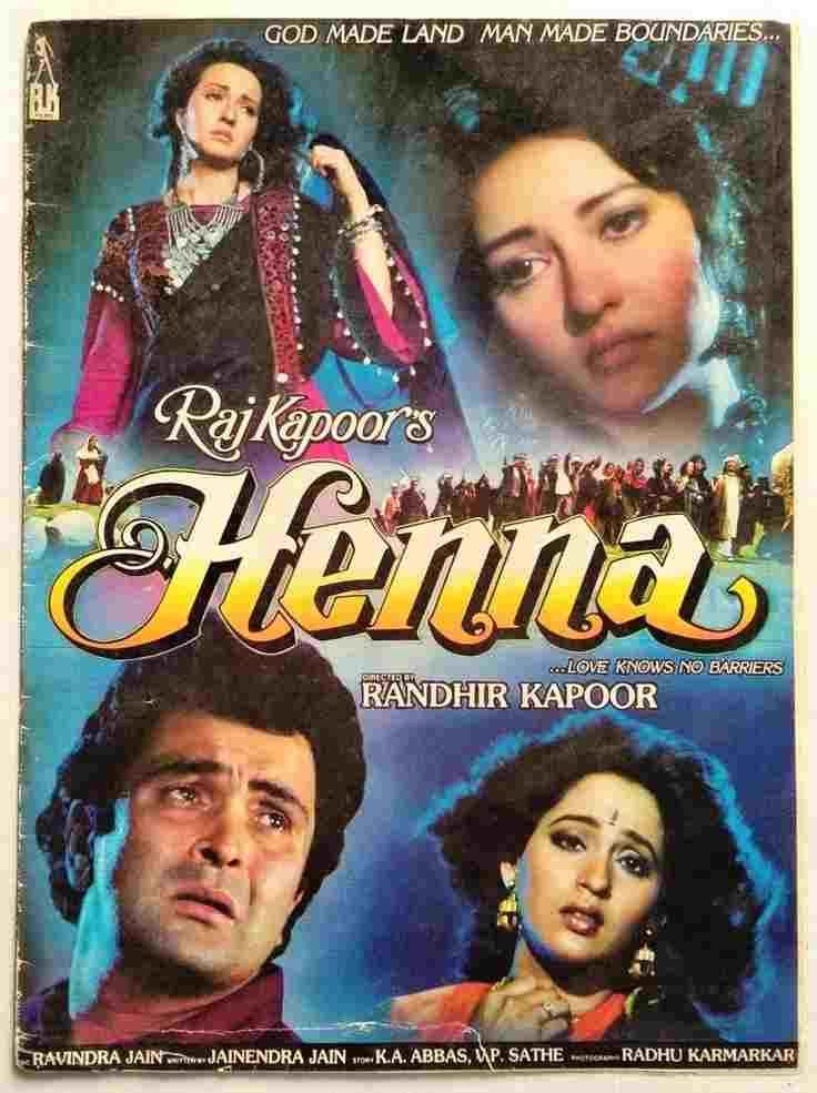 henna, raj kapoor, haseena moin, bollywood