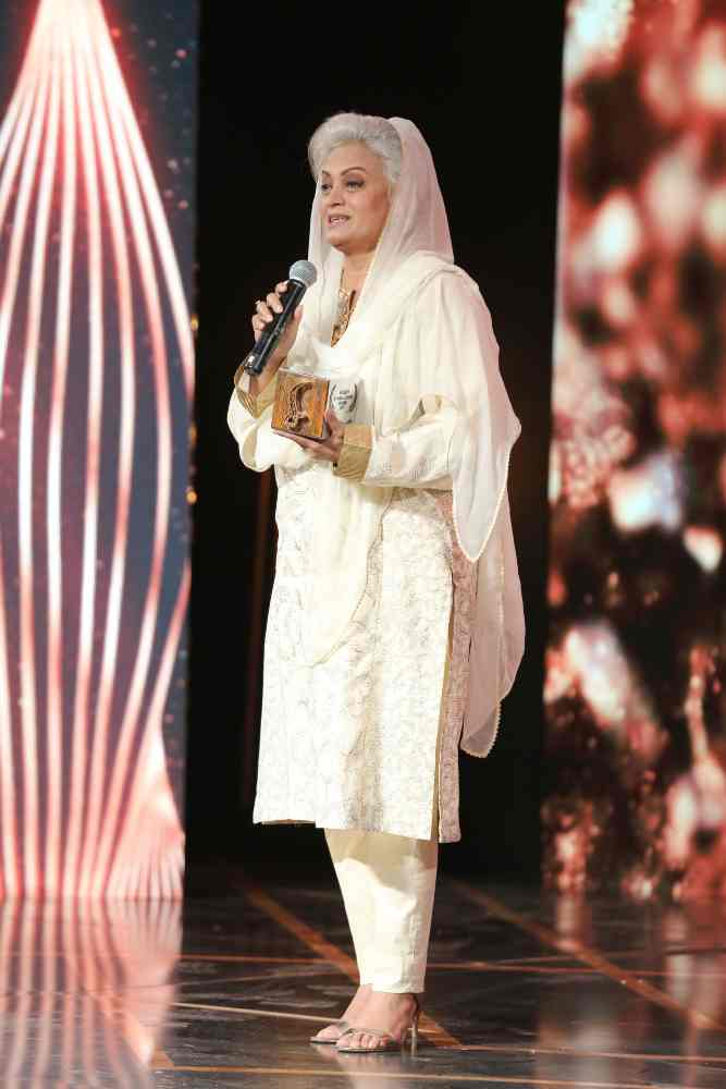 Musarrat Misbah, hum women awards