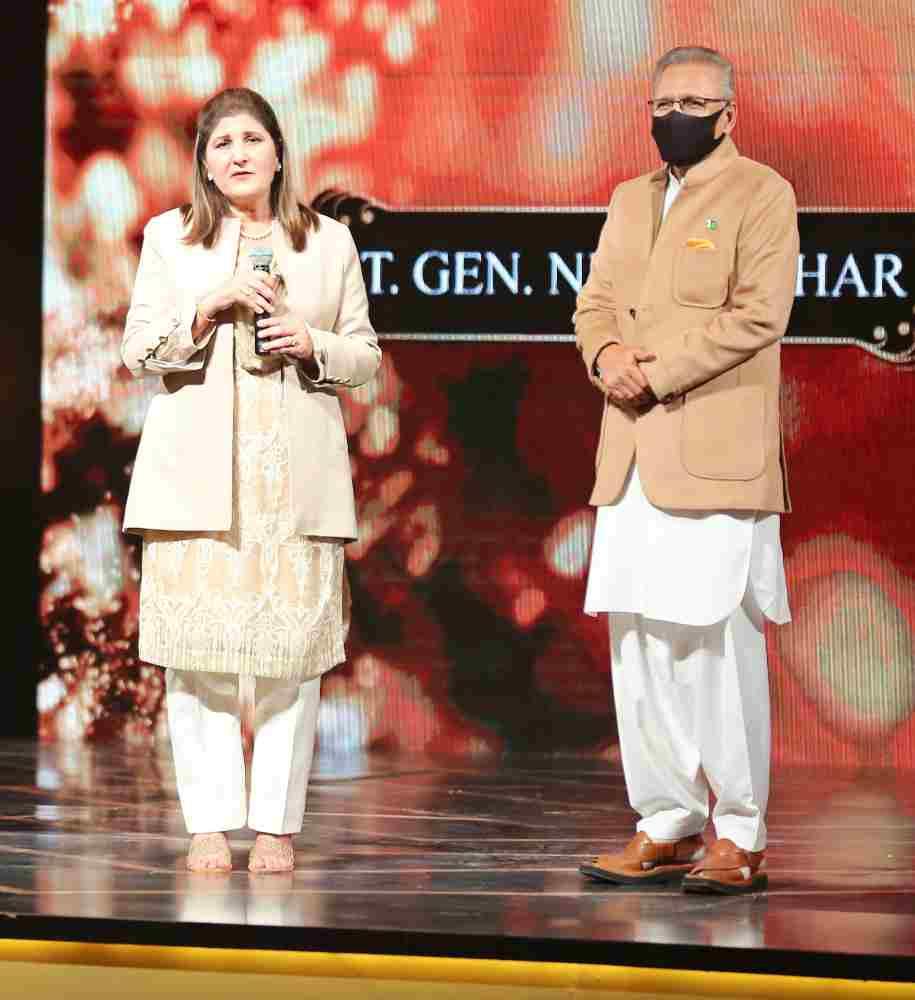 Nigar Johar Khan, hum women awards