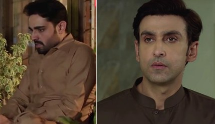 phaans drama on Hum tv starring sami khan
