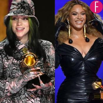 billie eilish, beyonce, BTS, grammy's 2021