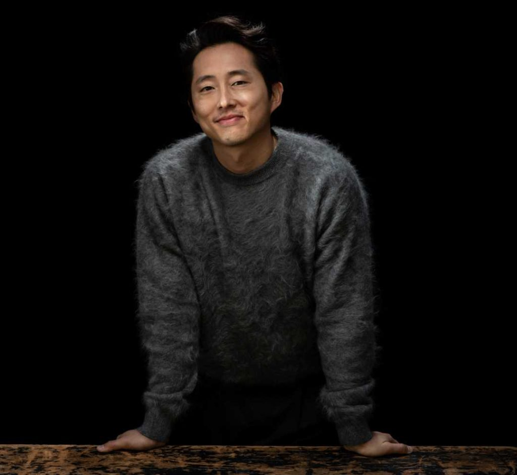 steven yeun, oscars nominee for minari