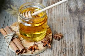 cinnamon and honey mask, treat acne naturally