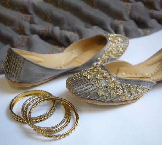 chappal, jootis, bridal shoes, retro walk