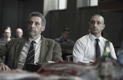 riz ahmed and John Turturro in the night of, tv series
