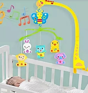cot mobile, sleeping baby, baby care, toy
