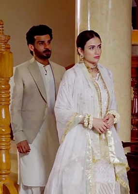 dunk drama on ary digital, fahad sheikh in dunk, sana javed as Amal, pakistani drama