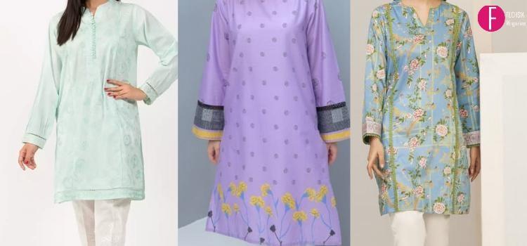 Kurtas, fashion, spring, summer, colours, floral, prints