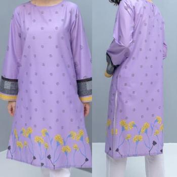 Kurtas, fashion, spring, summer, Purple prints