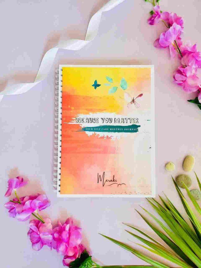 Amna Raheel, Meraki, mental health, human story, platform, self love, journal