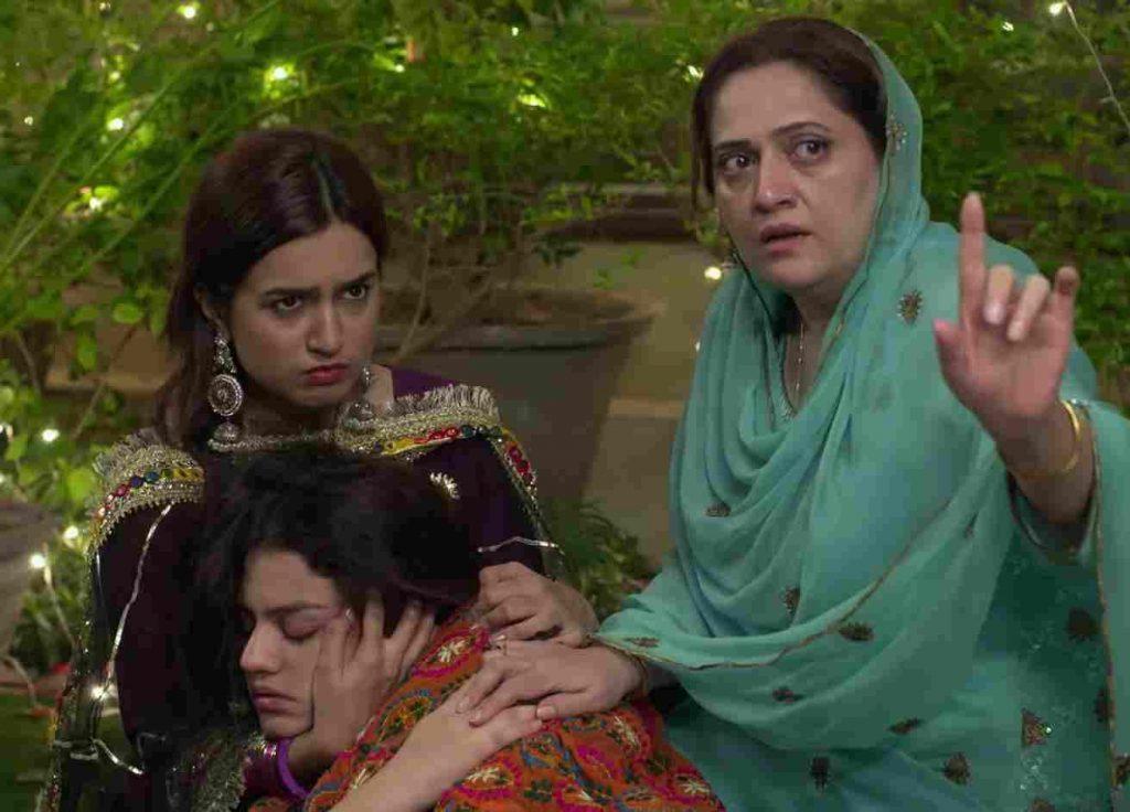 Phaans, Zara Noor Abbas, Shehzad Sheikh, Sami Khan, Drama, Women Empowerment
