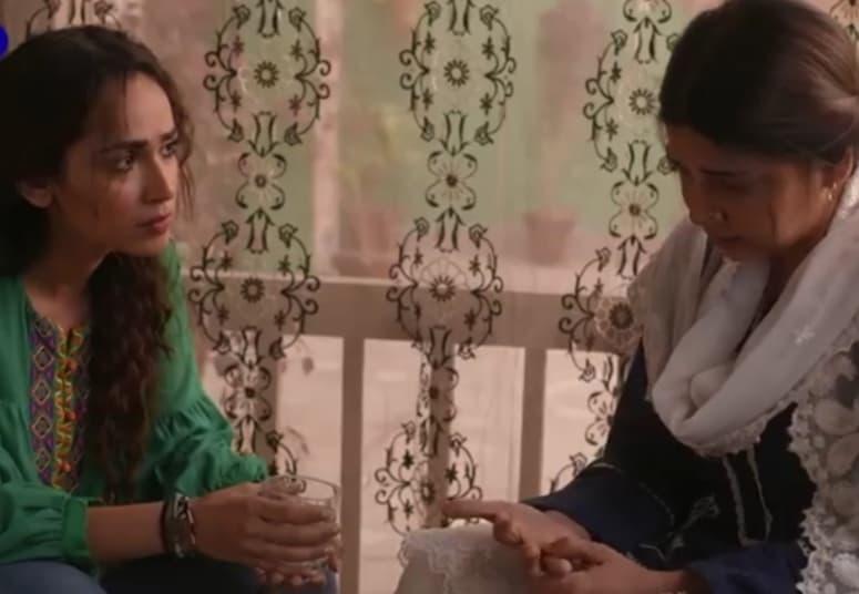 Raqeeb Se, Hadiqa Kiani, Sania Saeed, Pakistani drama, love, poetry