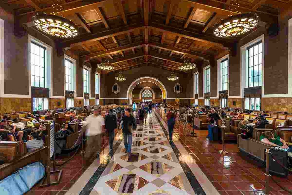 Union Station Oscars