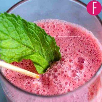 watermelon lassi , drink , refreshing , summer