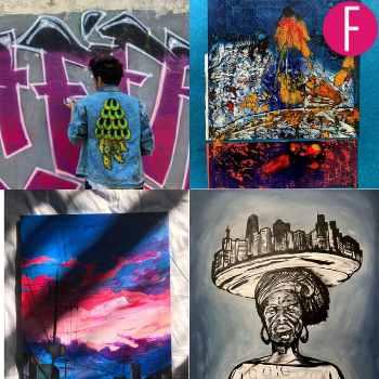 young, young artist , graffiti art , artist